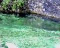Les plongeurs à la recherche de nouvelles grottes